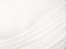 White - Big Baby 4 ply